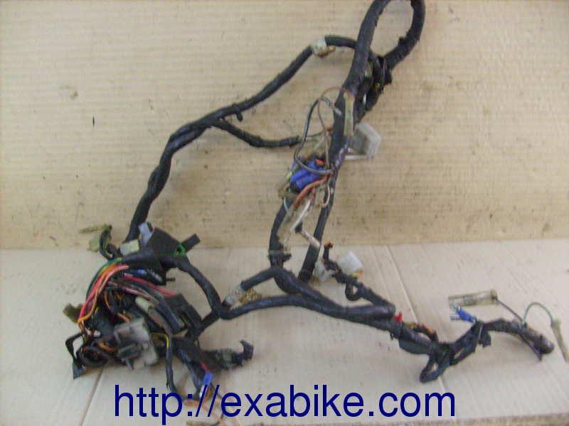 Suzuki vz1500 2009 Intruder faisceau arrière xp45